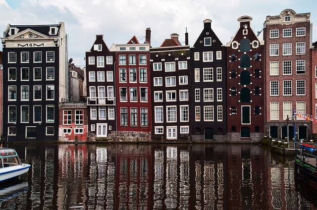 Postcodes in Amsterdam